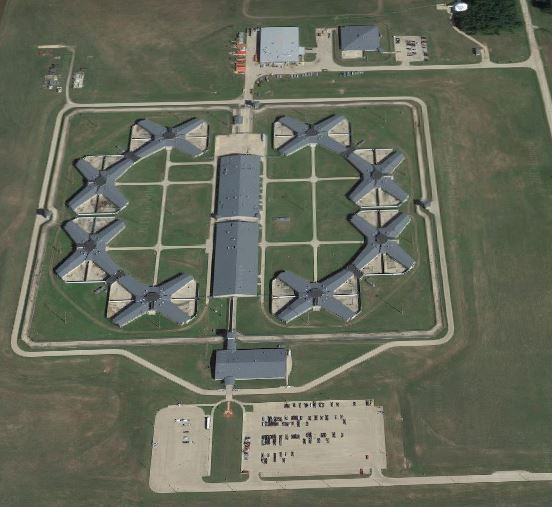 Administrative United States Penitentiary - Thomson - Overhead View