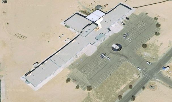 Federal Correctional Complex - Victorville - USP Victorville - Overhead View