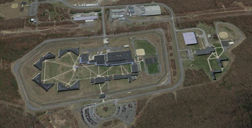 Federal Correctional Institution - Schuylkill - Overhead View
