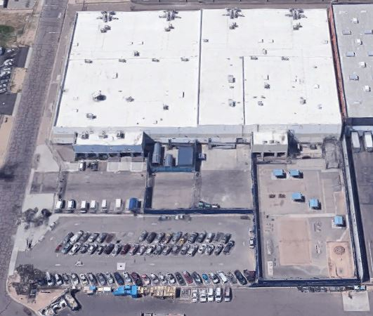 Arizona State Prison - Phoenix West - Overhead View