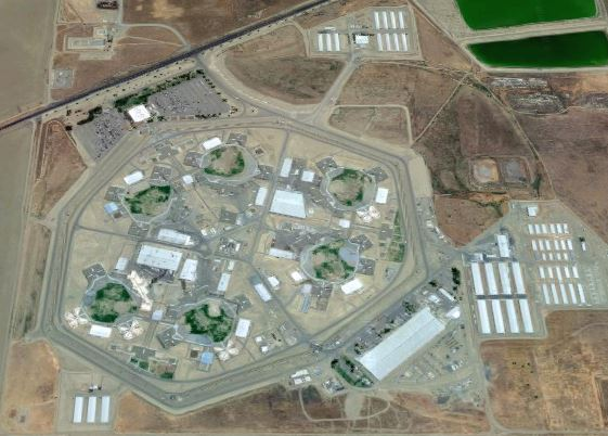 Avenal State Prison - Overhead View