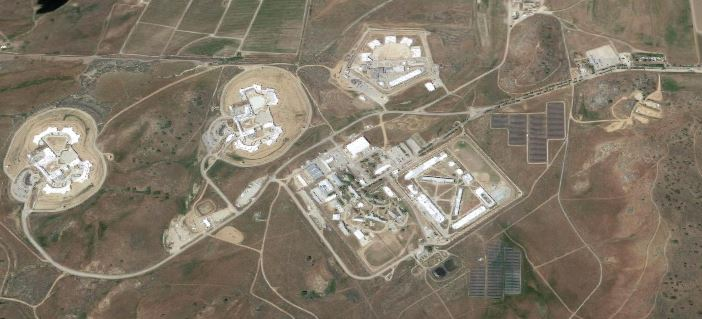 California Correctional Institution - Overhead View
