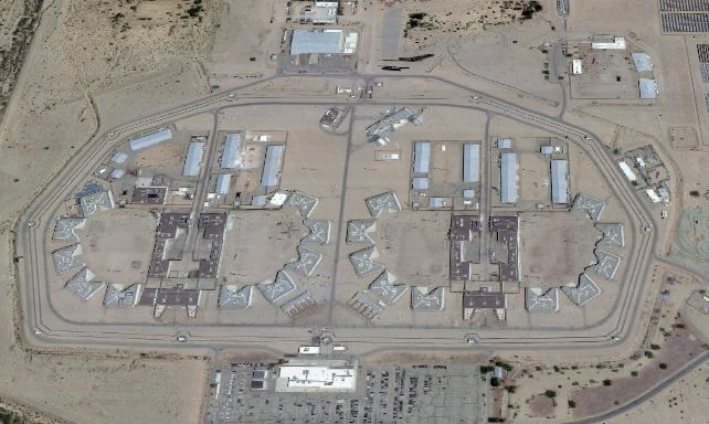 Ironwood State Prison - Overhead View
