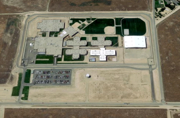 Idaho State Correctional Center - Overhead View