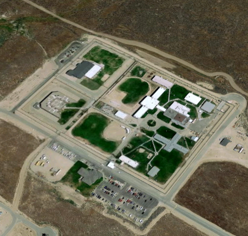 South Idaho Correctional Institution - Overhead View