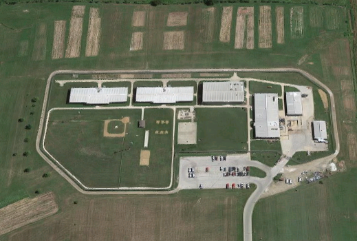 Pittsfield Work Camp - Overhead View