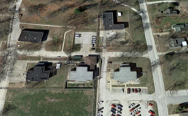 Boonville Correctional Center - Overhead View