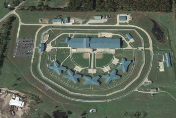 South Central Correctional Center - Overhead View