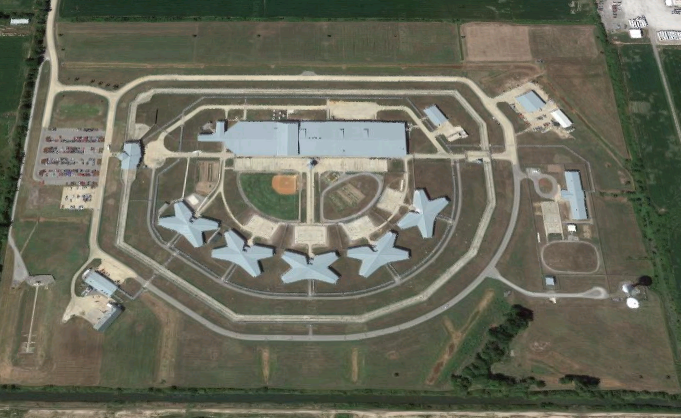 Southeast Correctional Center - Overhead View